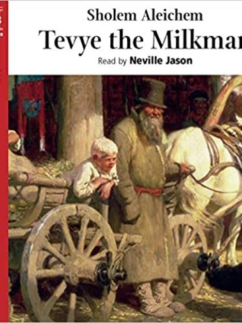 Tevye the Milkman Cover