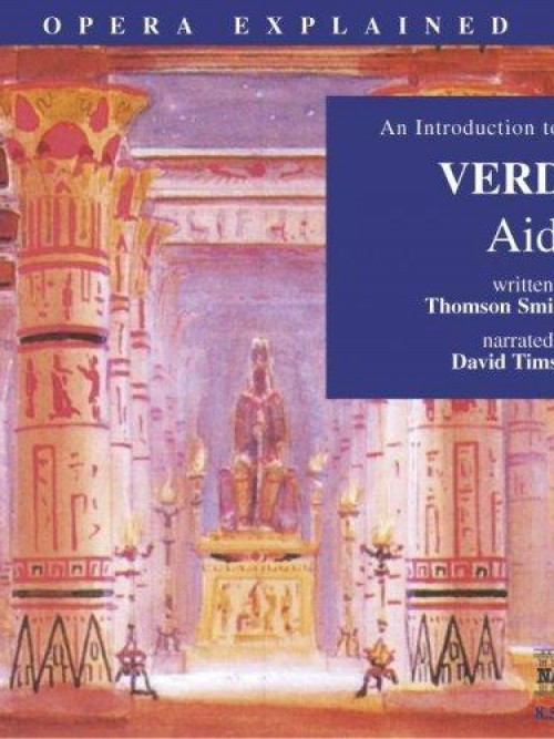 An Introduction To Verdi: Aida Cover