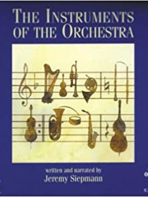 The Instruments of the Orchestra Cover