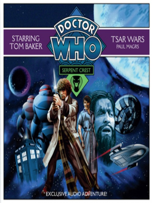 Tsar Wars: Doctor Who Serpent Crest Series, Book 1 Cover