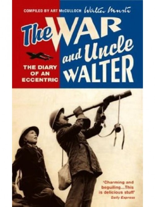 The War and Uncle Walter Cover