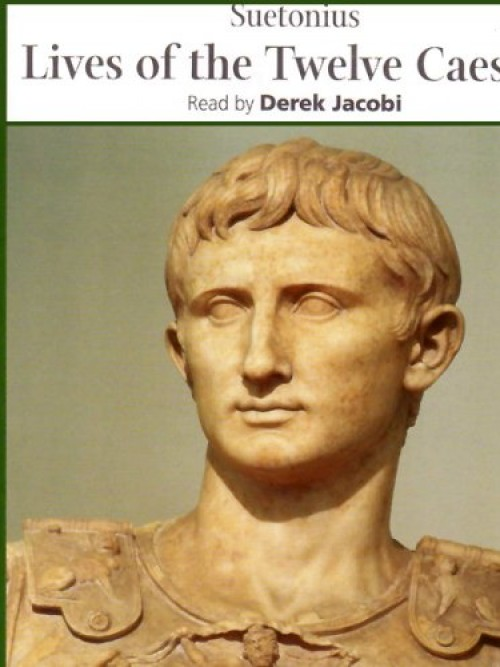 Lives of the Twelve Caesars Cover