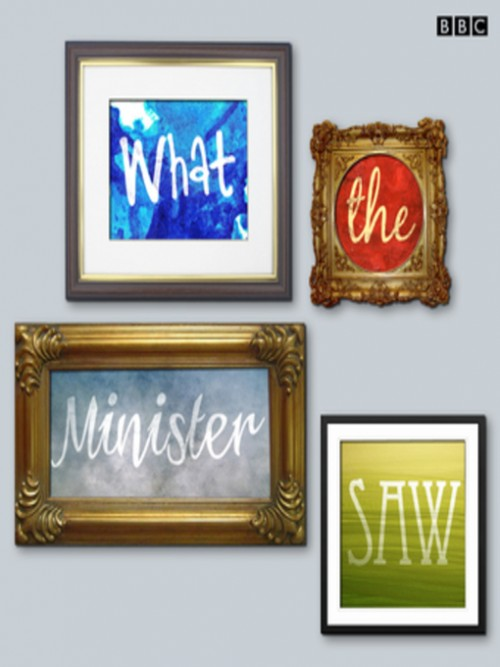 What the Minister Saw Cover