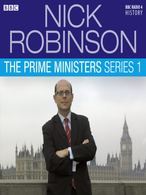 The Prime Ministers, Series 1, Episode 8 Cover