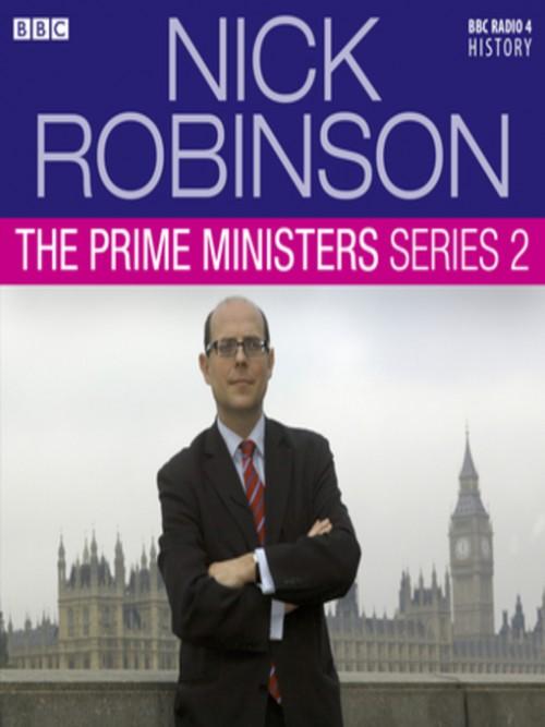 The Prime Ministers, Series 2 Cover
