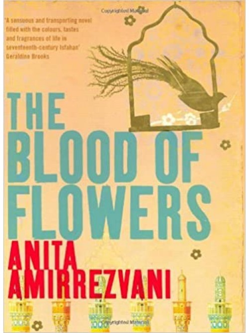 The Blood Flowers Cover