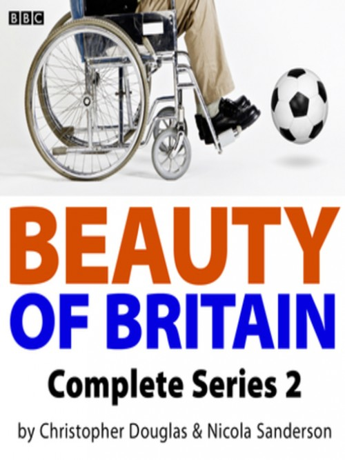 Beauty of Britain, Series 2 Cover