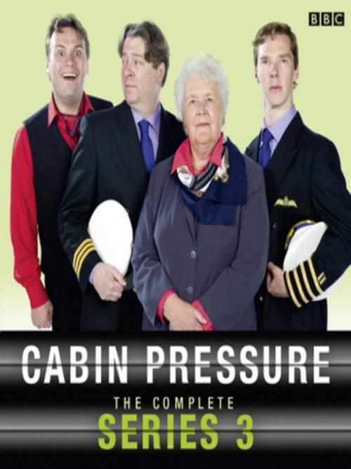 Cabin Pressure, Series 3 Cover