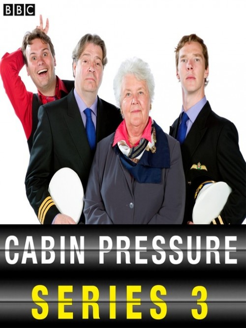 Cabin Pressure, Series 3, Episode 4: Ottery St Mary Cover