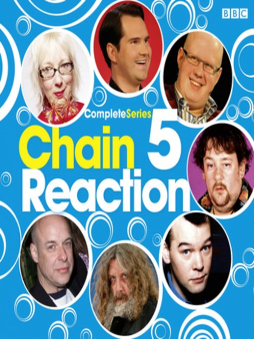 Chain Reaction: Complete Series 5 Cover