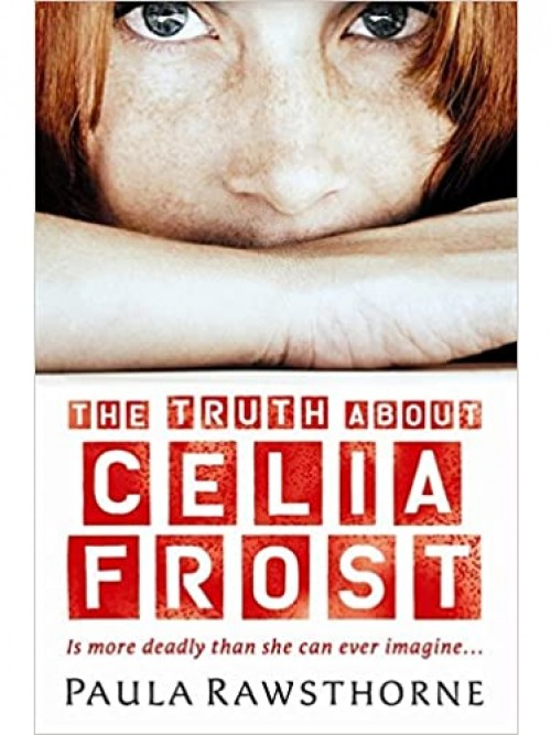The Truth About Celia Frost Cover