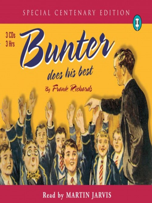 Bunter Does His Best Cover