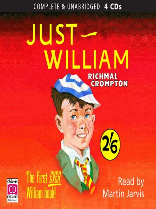Just William Cover