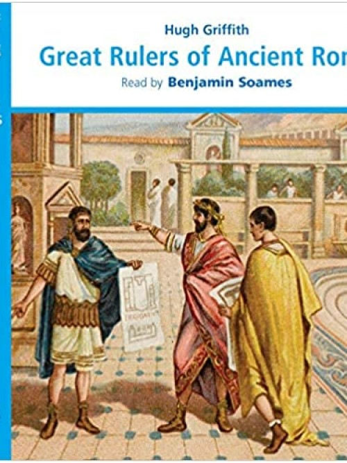 Great Rulers of Ancient Rome Cover