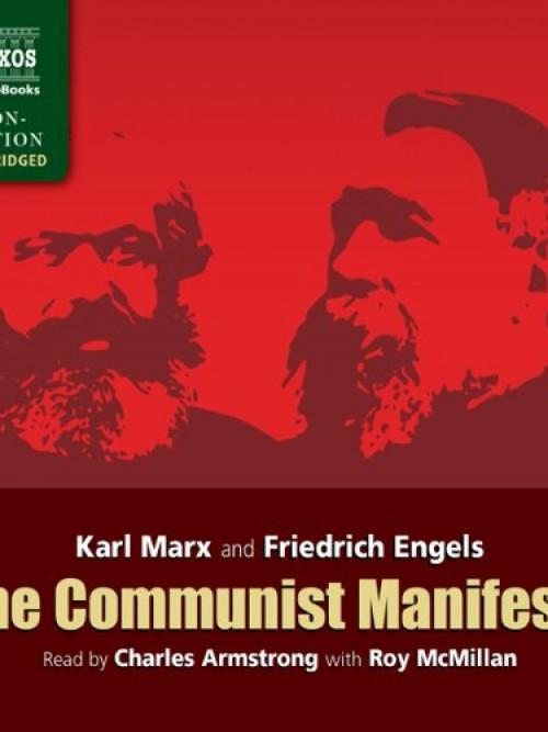 The Communist Manifesto Cover