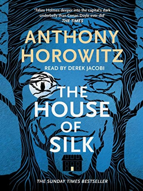 The House of Silk Cover