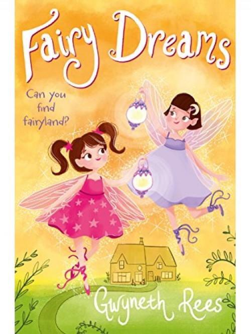 Fairy Dust Series Book 3: Fairy Dreams Cover