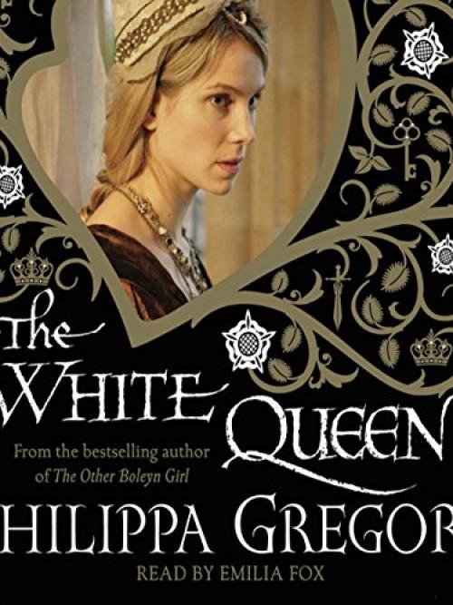 Cousins' War Series Book 1: The White Queen Cover