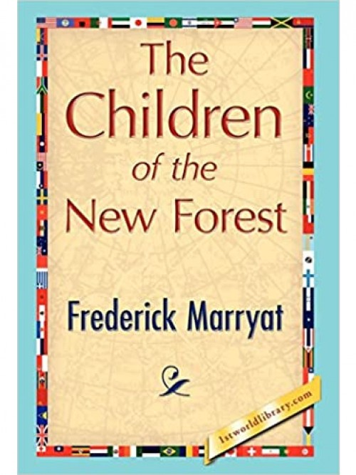 The Children of the New Forest Cover