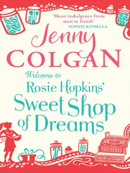 Welcome To Rosie Hopkins' Sweet Shop of Dreams Cover
