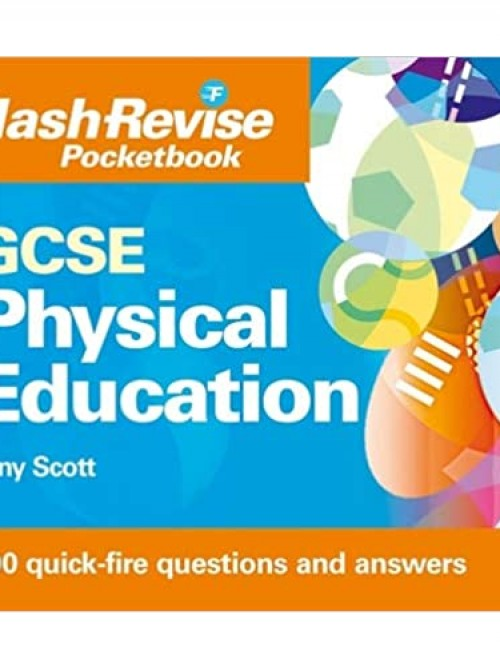 Flash Revise Gcse: Physical Education Cover