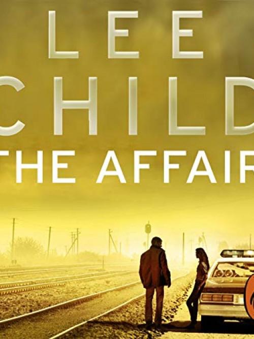 Jack Reacher Series Book 16: The Affair Cover