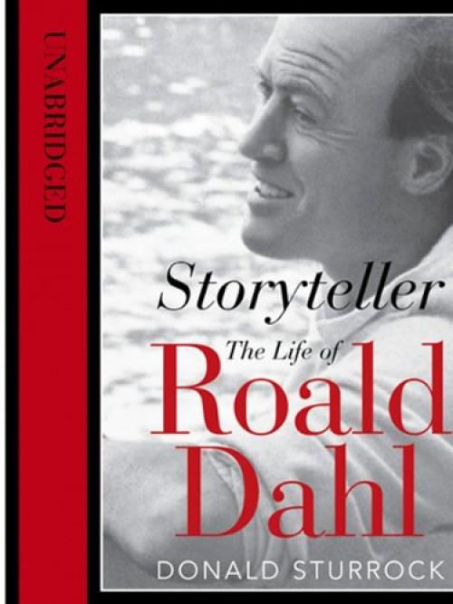 Storyteller: The Life of Roald Dahl Cover