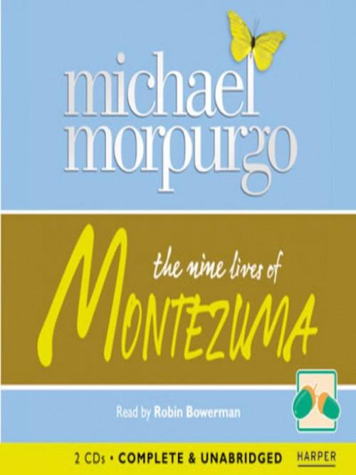 The Nine Lives of Montezuma Cover