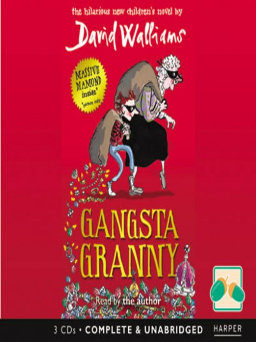 Gangsta Granny Cover