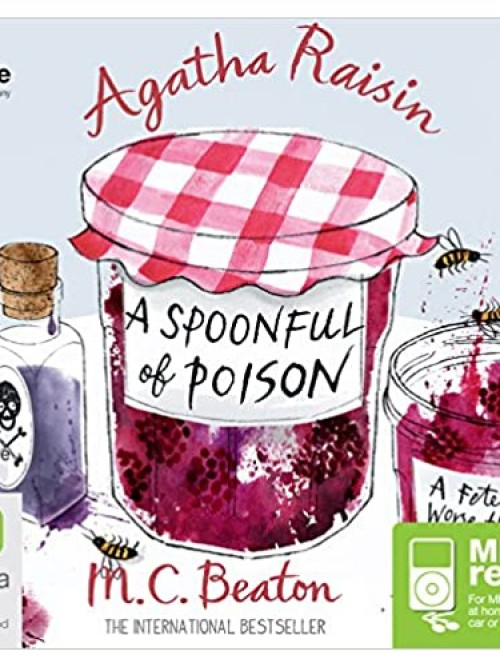 Agatha Raisin and the Spoonful of Poison Cover