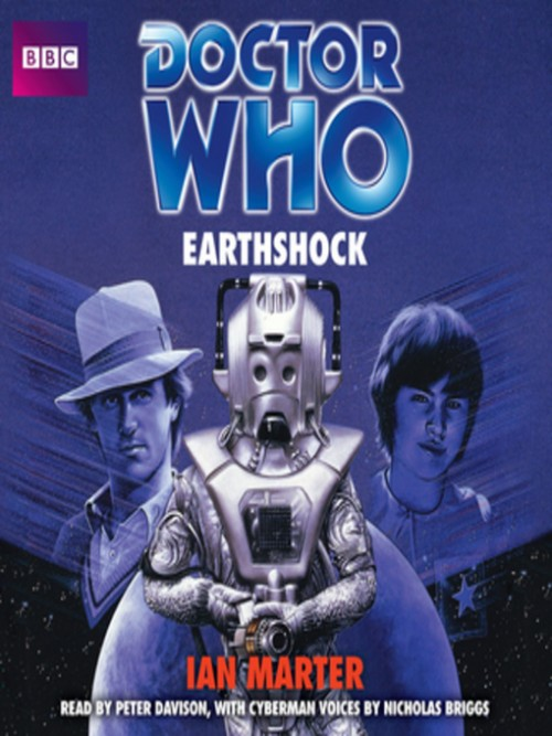 Doctor Who: Earthshock Cover