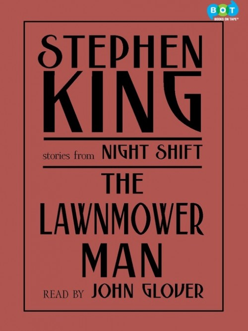 The Lawnmower Man and Other Stories From Night Shift Cover