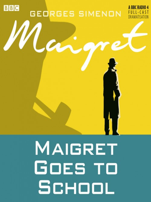 Maigret Goes To School Cover
