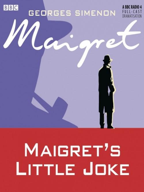 Maigret's Little Joke Cover