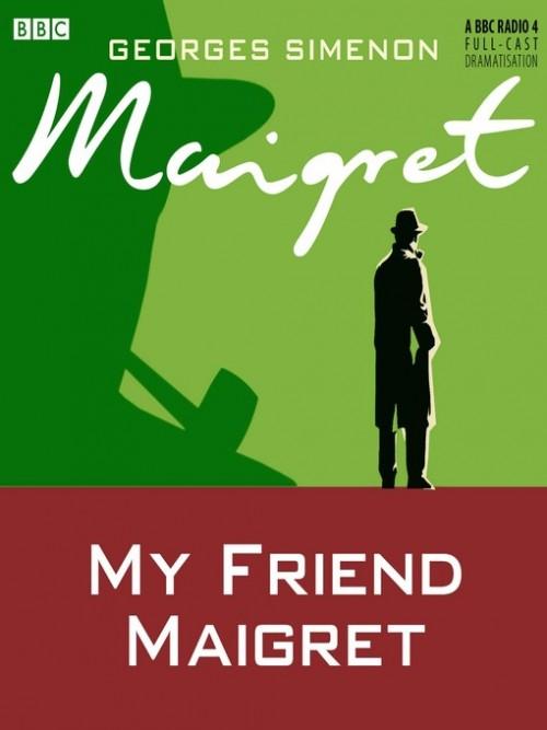 My Friend Maigret Cover