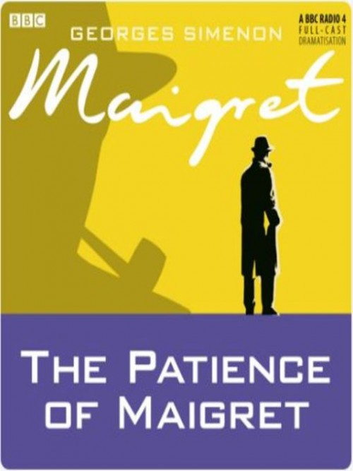The Patience of Maigret Cover