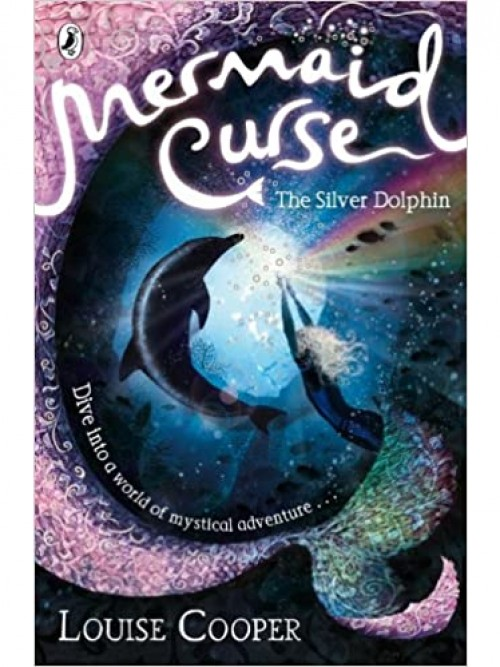 Mermaid Curse: The Silver Dolphin Cover