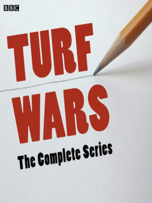 Turf Wars- the Complete Series Cover