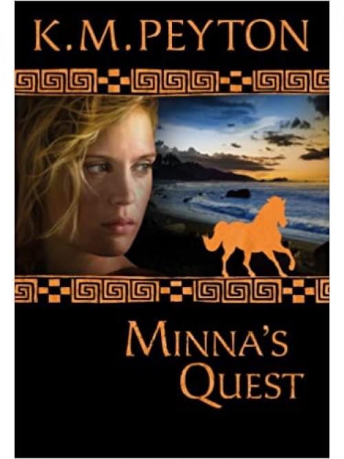 Minna's Quest Cover