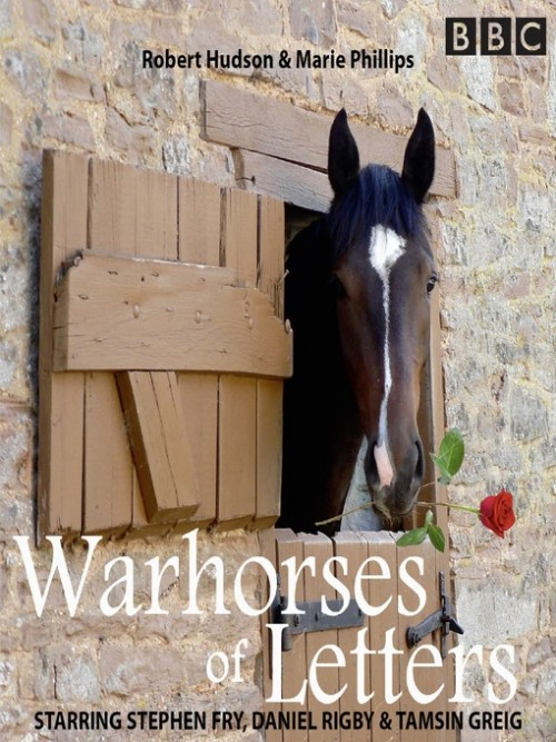 Warhorses of Letters, Episode 1 Cover