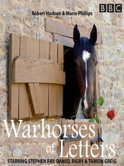 Warhorses of Letters, Episode 4 Cover