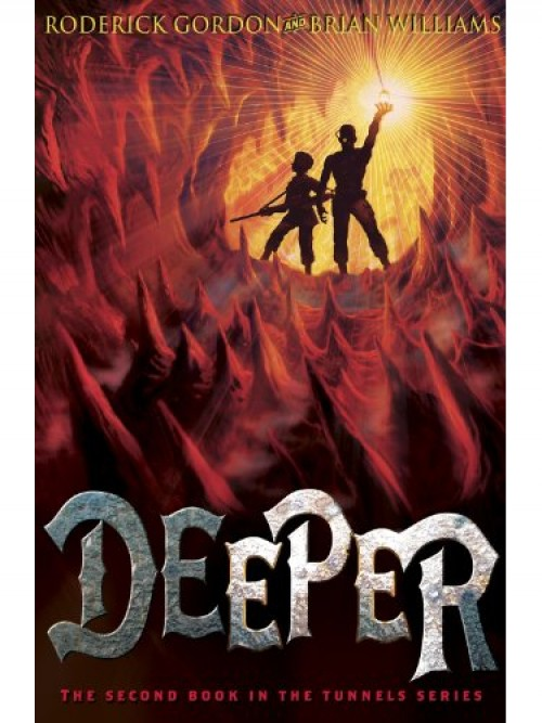 Tunnels Book 2: Deeper Cover