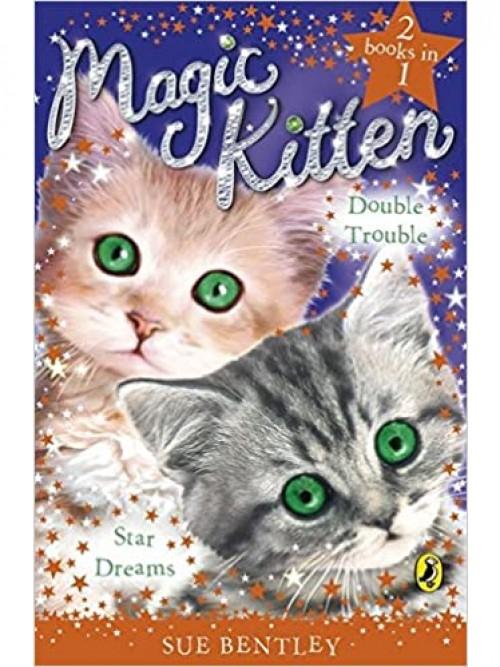 Magic Kitten: Star Dreams & Double Trouble Cover