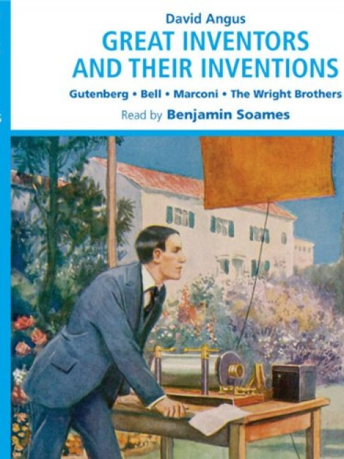 Great Inventors and Their Inventions Cover