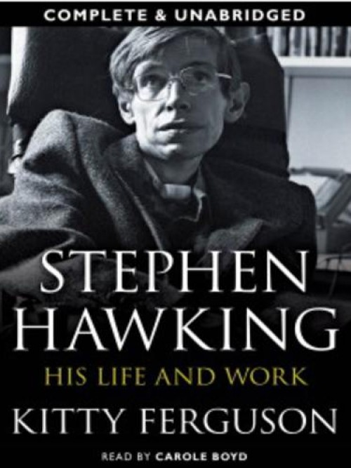 Stephen Hawking: His Life and Work Cover