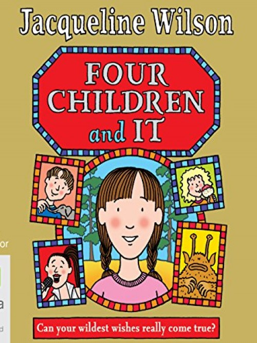 Four Children and It Cover