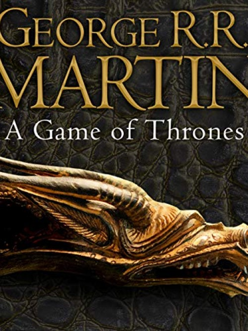 A Song of Ice and Fire Series Book 1: A Game of Thrones Part 1 Cover