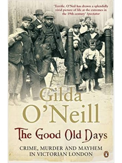 The Good Old Days Cover