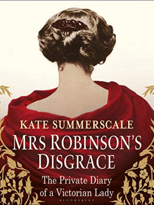 Mrs Robinson's Disgrace Cover