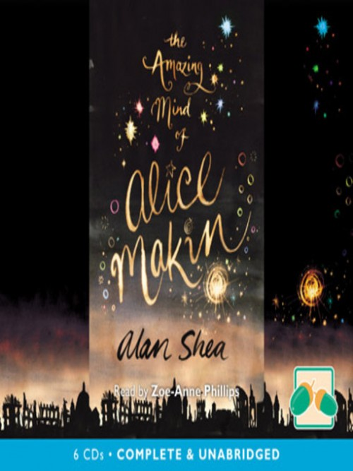 The Amazing Mind of Alice Makin Cover